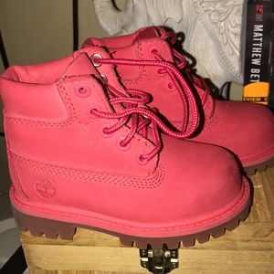 Other - Pink Timbs